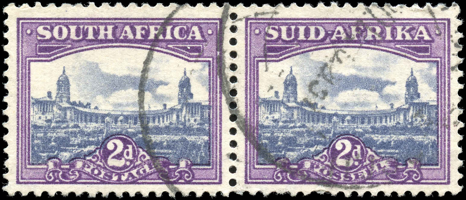 South Africa, ##56, F-VF, Used
