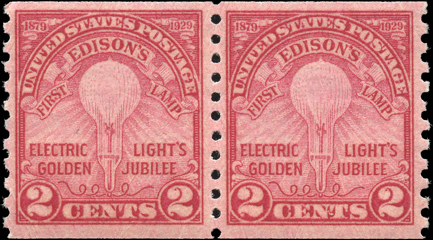 USA, #656, F-VF, MH