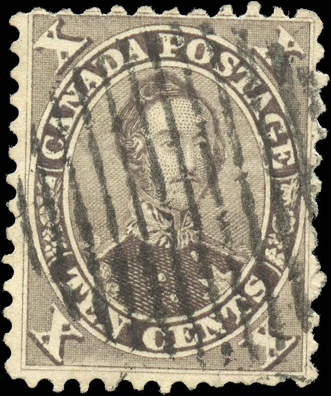 Canada ##17b, First Cents Issue, F, Used