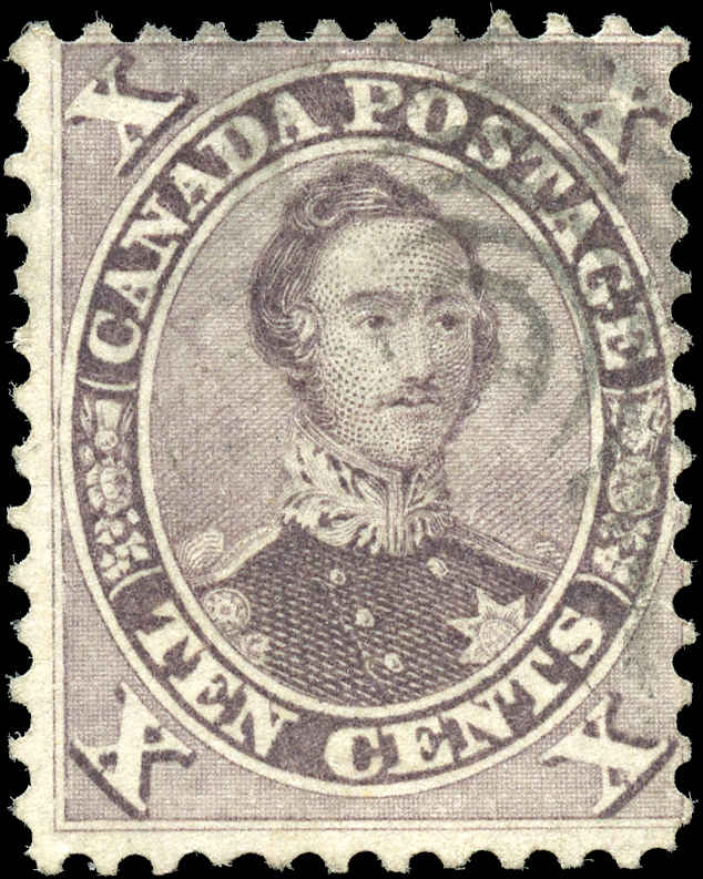 Canada ##17, First Cents Issue, F, Used