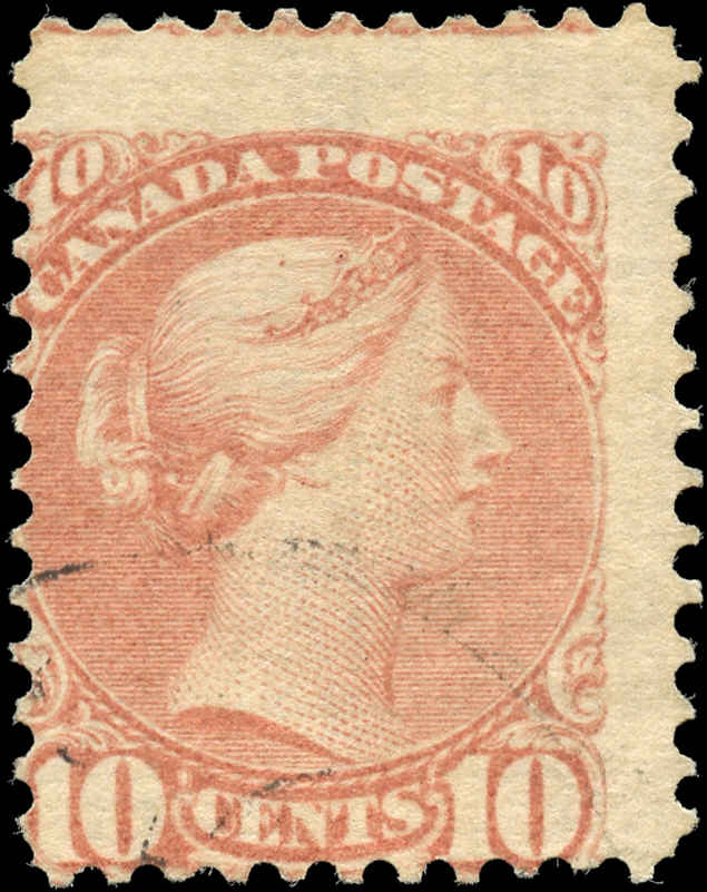 Canada ##45a, Small Queen Issue, VG-F, Used