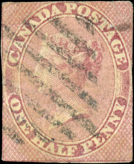 Canada ###8, Pence Issue, F, Used
