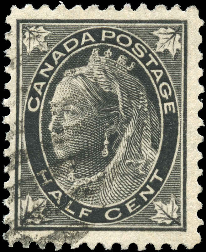 Canada ##66, Maple Leaf Issue, F+, Used