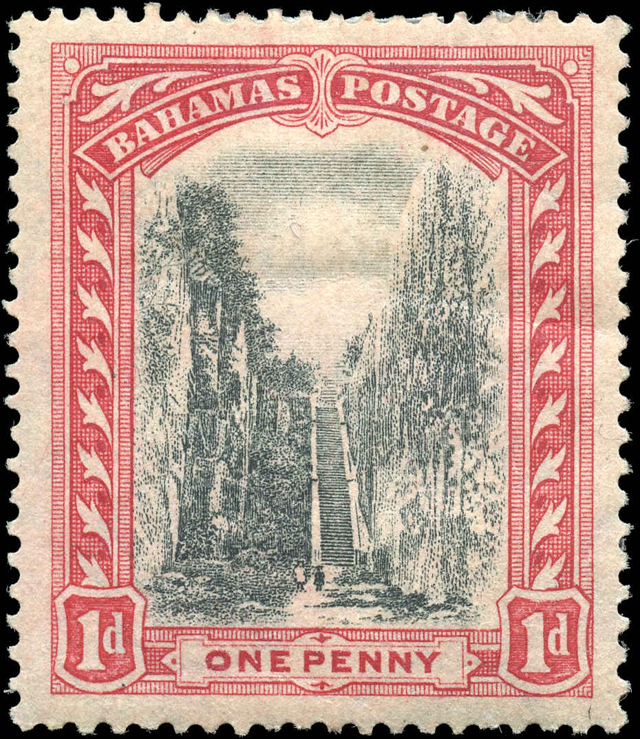 Bahamas Stamp, Scott ##33, VF, MH