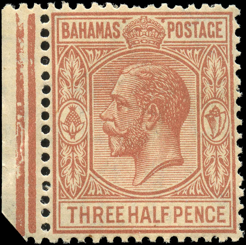 Bahamas Stamp, Scott ##73, F-VF, MNH