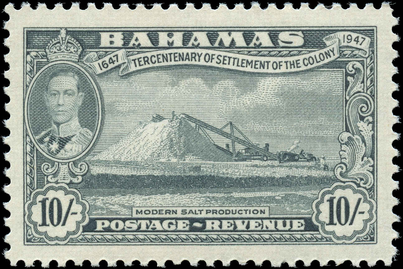 Bahamas Stamp, Scott #146, VF, MH